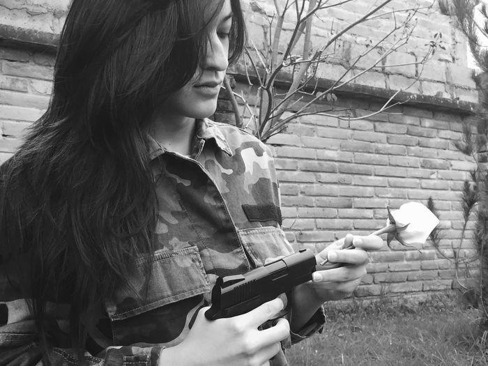 A softer world Peace Gun World Society