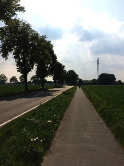 Radtour Radtour Fahrradtour Bokel Papenburg Hanging Out