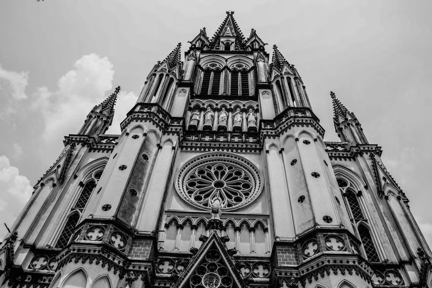 Our lady of lourdes church trichy Religion Church Architecture Place Of Worship Spirituality Built Structure Getty ımages EyeEmbestshots Indie Getty & EyeEm Collection Getty X EyeEm Images Getty & Eyeem