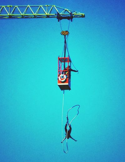 Bungie! Thrillseeker Jumping Crane