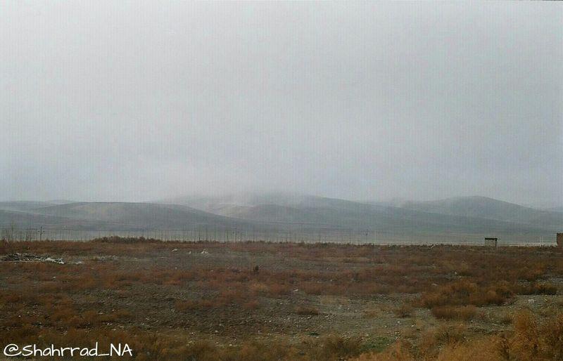 Art هنر Photography Photo Shahrrad_NA Mountain Fog Foggy