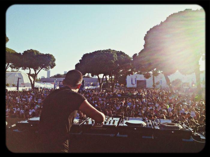 Avicii Live in Tel Aviv 2013
