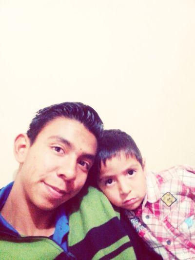 Mi hermano :D First Eyeem Photo