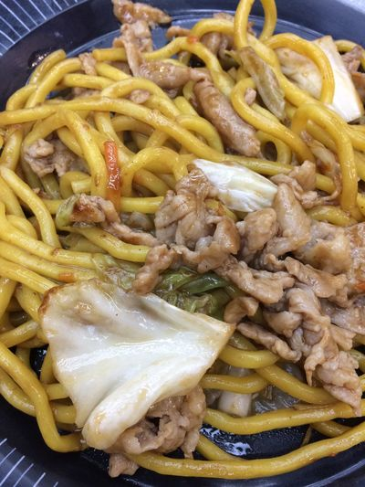 Yakisoba Food Food And Drink Pasta Ready-to-eat Italian Food Freshness Still Life