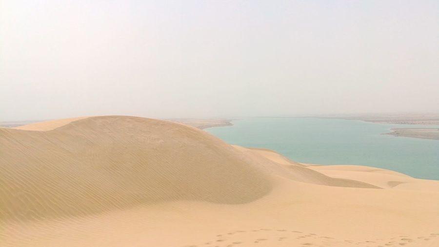 EyeEm Best Shots EyeEmNewHere EyeEm Selects Sand Dune Sea Beach Sand Water Desert Sky Landscape