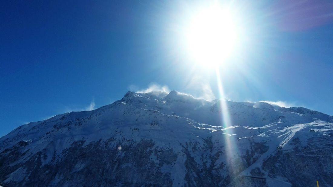 Andermatt  Swiss Mountains Nature Sun Beauty In Nature
