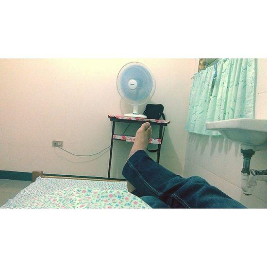 feeling hayahay! :) day 1 Retreat 121213