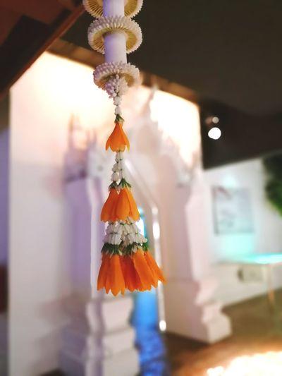 มาลัยเจ้าเอย ไทยวิจิตรศิลป ความเป็นไทย ไทยแท้บ่นิ พวงมาลัย Tradition Cultures First Eyeem Photo