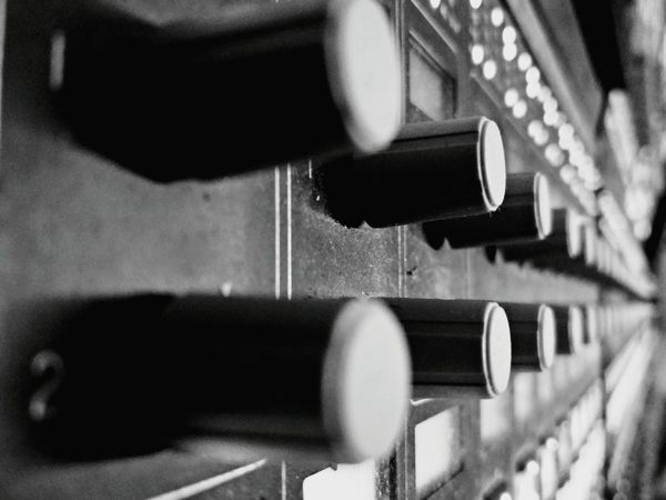 Close-up Detail Close-up Detail Indoors  Black And White Photography Faders Sound Mixer Sound Console Amplifier Audio Audio Mixer Audio Equipment Audio Studio Audio Engineering Audio Mastering Selective Focus Focus On Foreground Everything In Its Place Monochrome Photography Beautiful Organized Close Up Technology