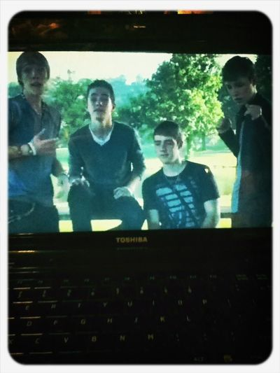 Listening The The Boyle Brothers While Working On The Fanfic:)