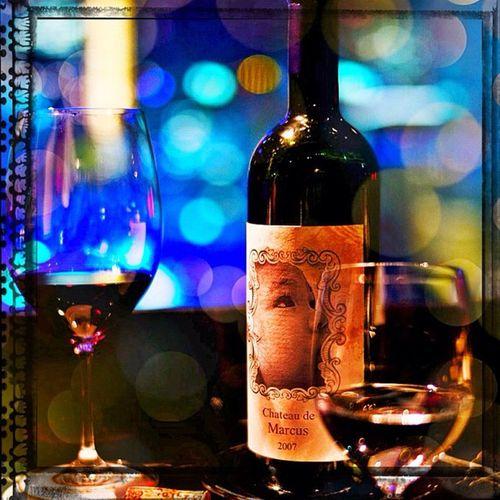 Fine wine from LiquorBarn - Chateau de Marcus Wine Chateaudemarcus Redwine iloilo iloilocity redwine igersiloilo koronadal igdaily koronadalcity igers igersmanila pf oppa jj tbt tweegram instacool instagramhub love marcuszian bottle
