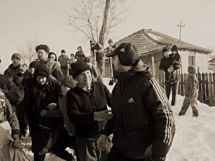 Winter Romania