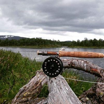 Some Flyfishing  in the mountains ended this weekend! Browntrout Troutbum Dryordie Myamazingbackyard Oviksfjällen Sweden Bestofjamtland