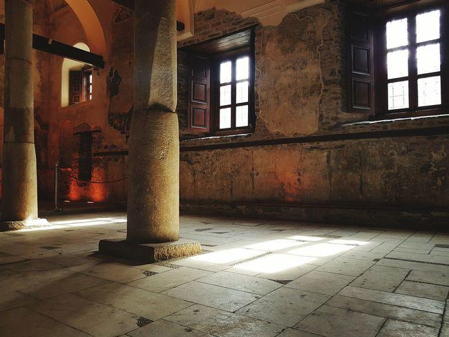 Old Buildings Ancient Architecture Ancient History şirinceturkey Indoors  Window