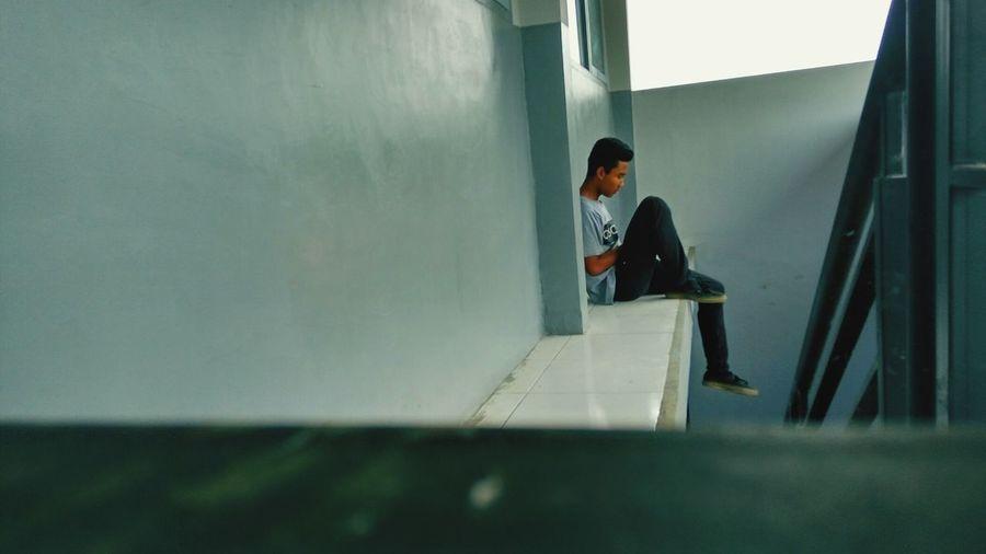 School School Life  Student Alone Alone Time Friend
