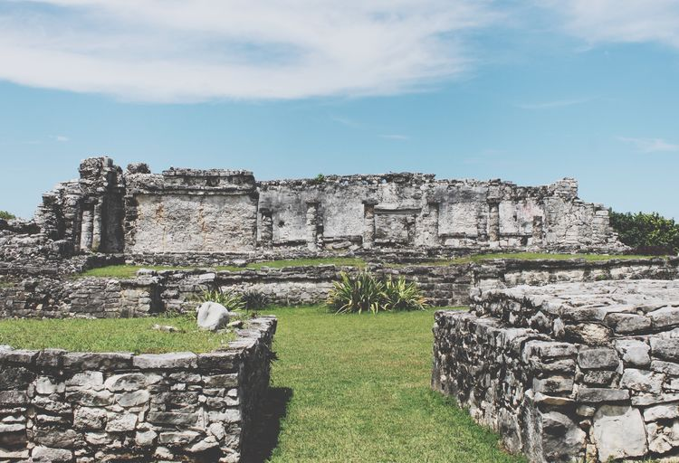 Tulum Ruins, Mexico with filter Vacation Civilization Society Mesoamerican Mayan Tulum Tropic Daylight Cancun Background Wallpaper Desktop Mexico Heritage Archaeology Stones Historic Culture Site Architecture The Past Built Structure Ancient Old Ruin Outdoors Travel Tourism Ancient Civilization EyeEmNewHere EyeEmNewHere