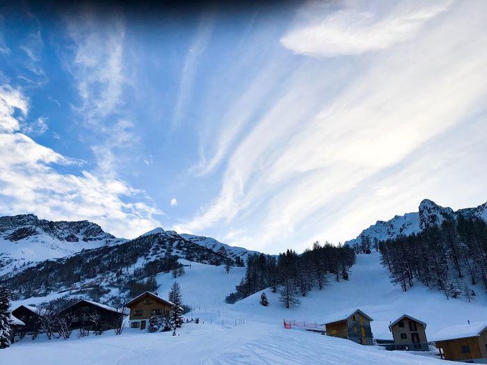 Winter in Malbun Malbun Liechtenstein