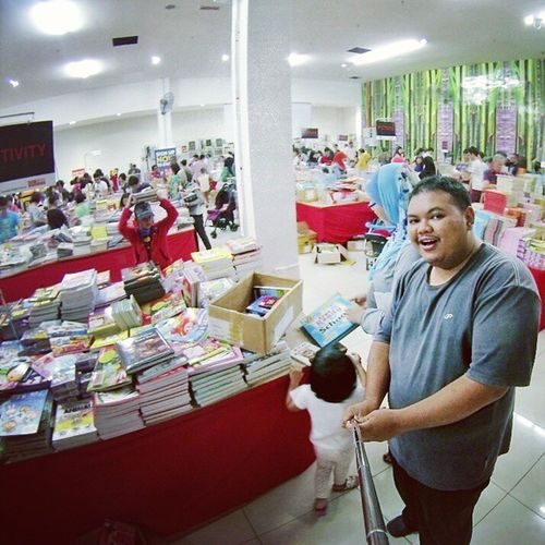 Im at BigBadWolf Seremban Rapid Supermarket Bbw Book Sale Wolf Discount Selife Miadamia