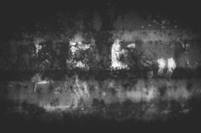 Alltagsansichten (agfa apotar 4,5/85): 25 km 2⃣5⃣ Abandoned Agfa Apotar Damaged Deterioration Km Low Speed Monochrome No People Obsolete Old Old Lens Speed Weathered