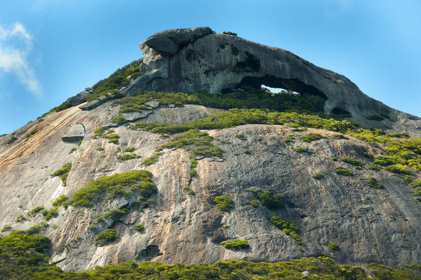 Frenchman Peak Australia Cape Le Grand National Park Frenchman Peak Western Australia Rock