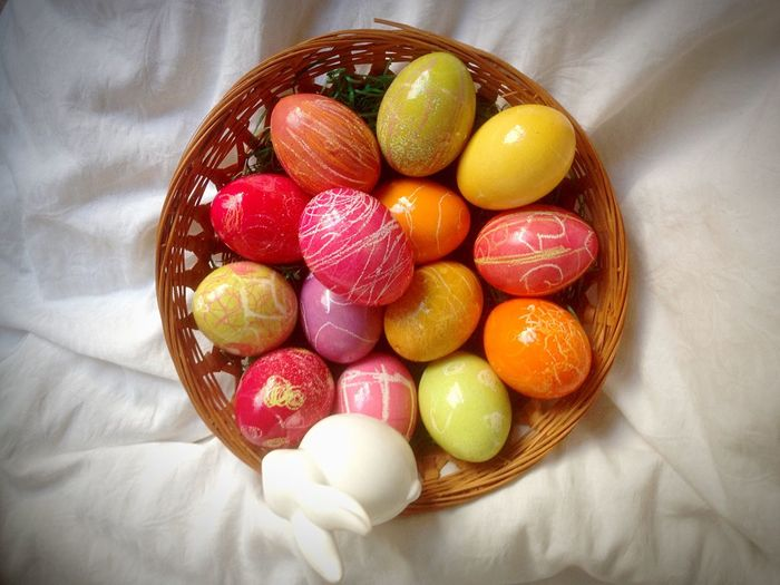 happy easter. Hamburg_AN Still Life Food And Drink Happy Easter Egs Indoors  Freshness Basket No People Multi Colored Close-up Food Morning Day Detail Textures And Surfaces Happy Easter! Hamburg Hamburgmeineperle Frohe Ostern! EyeEm Best Shots