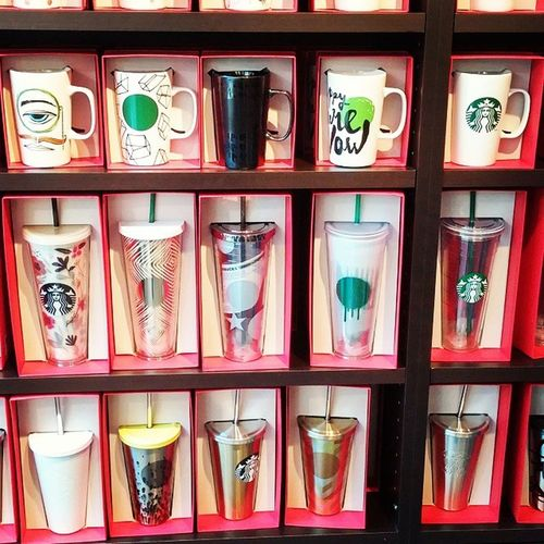 Starbucks Coffee CoffeeMugs Collection