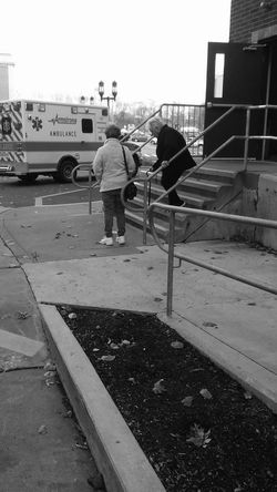 B&w Street Photography RePicture Motherhood Motheranddaughter No Edits No Filters Helping Mom