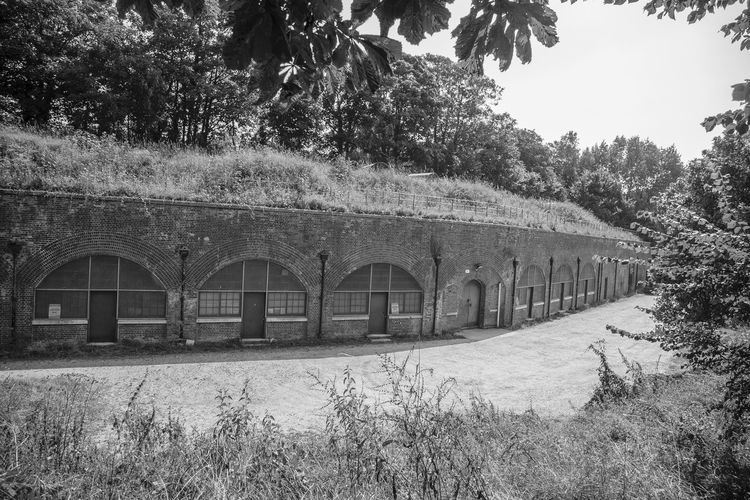 Hilsea Lines Ramparts Bastion 3 Ancient Monument Arch Architectural Feature Architecture Architecture Archway Bastion Bastion 3 Black & White Blackandwhite Built Structure Day Fortifications Grass HDR Hdr_Collection Hilsea Hilsea Lines Hilsea Lines Ramparts Nature No People Outdoors Plant Repetition Side By Side