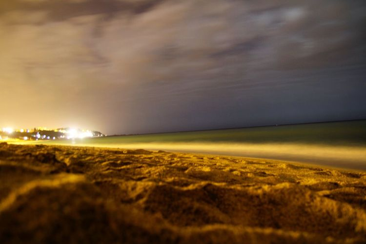 Midnight Timelapsephotography Bestoftheday Beach Beauty Photooftheday