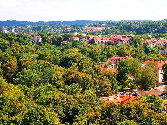 Lithuania sunny