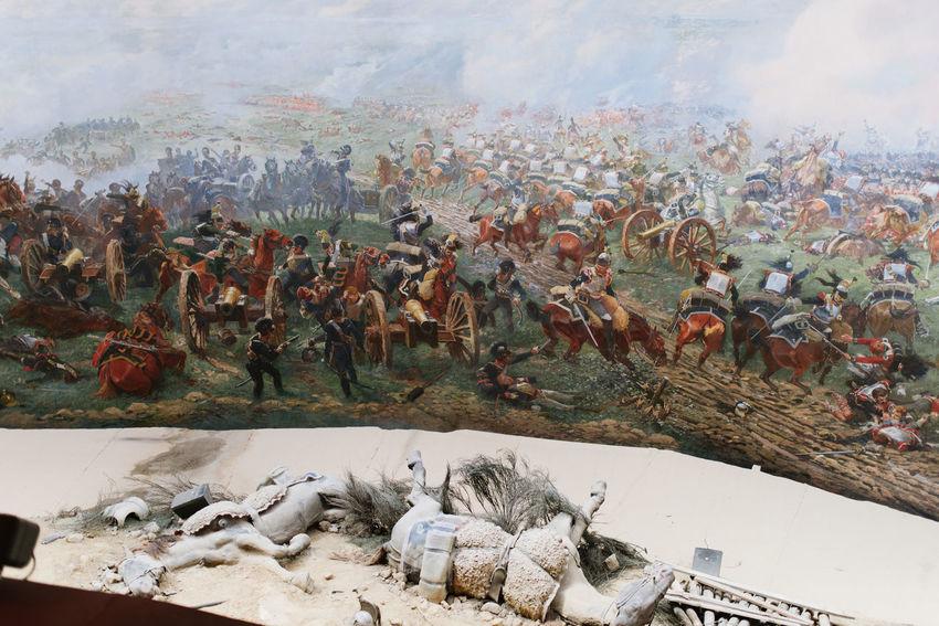 Battlefield Napoleon Napoleon Bonaparte Paintings Waterloo Art Cavalry History Museum Painting Scene Visiting