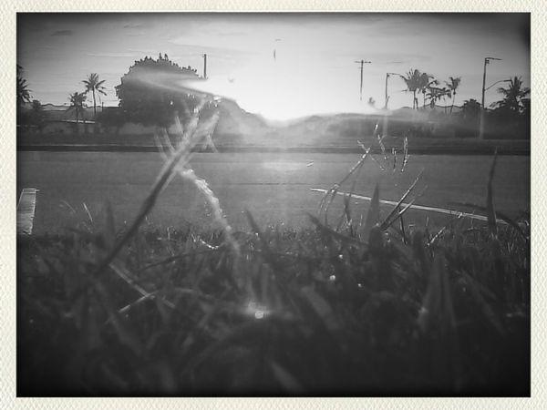 sunset @ UOG First Eyeem Photo