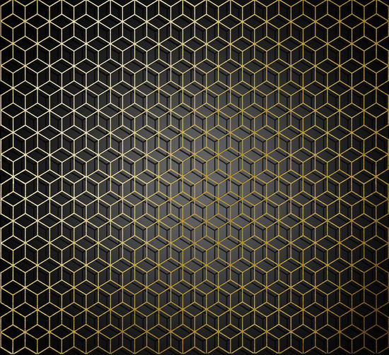 Gold and Black background design Pattern Backgrounds Metal Hexagon Grid Textured  Full Frame Abstract No People Grate Metal Grate Close-up Repetition Wire Wire Mesh Technology Dark Geometric Shape Black Color Textured Effect Alloy Abstract Backgrounds Iron - Metal Modern Steel