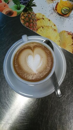 Cappuccino ♥ Good Morning !