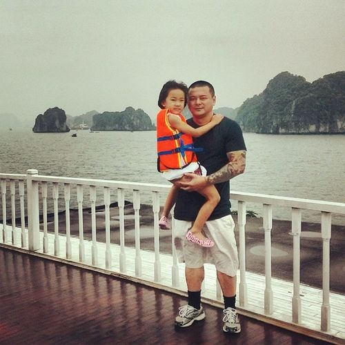 ♡.♥ IndoChinaSails FiveByAll Halongbay Vietnam