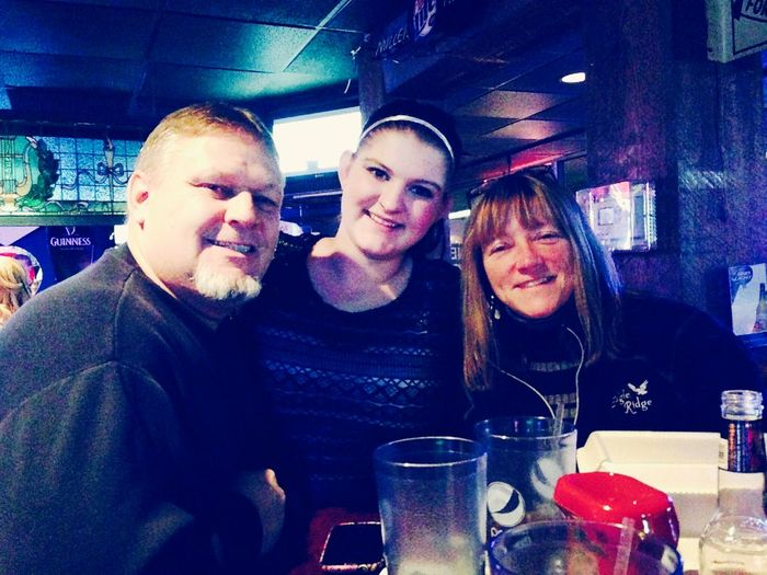 My birthday dinner with my parents! ? Lovethemsomuch Happy Birthday! 21st Birthday!