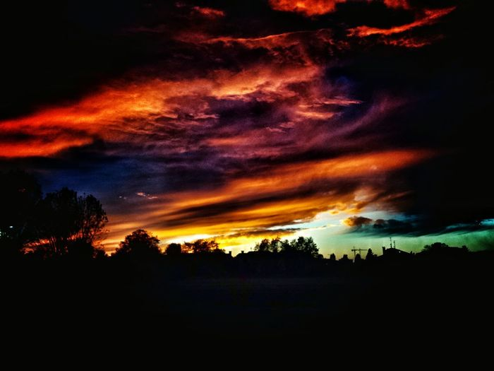 country sunset Sunset Beauty In Nature Dramatic Sky Silhouette Sunsetporn Cloud_collection  Cloud_collection  Clouds And Sky Sunset Silhouette Sunset_collection EyeEm Best Shots - Sunsets + Sunrise Sunset And Clouds  Nature Is Art Sunset Collection EyeEm Gallery EyeEm Best Edits EyeEm Best Shots Cloudscape Sunset Silhouettes Outdoors Cloud - Sky Country Sunset Country Sunsets Country Sunset, Dramatic, Sunset And Storm