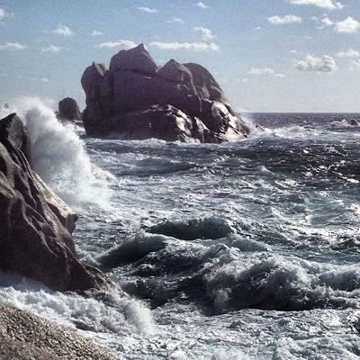 forza, durezza e dolcezza Capo Testa Sardegna
