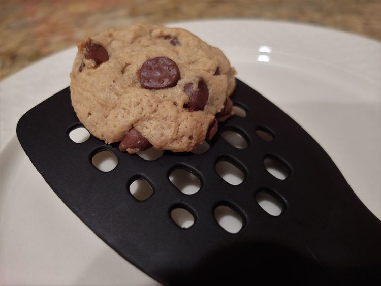 perfect !!!!! Chocolate Chip Cookie Fresh Baked Fresh From The Oven Freshness Homemade Close-up Dessert Indulgence Plate Ready-to-eat Temptation
