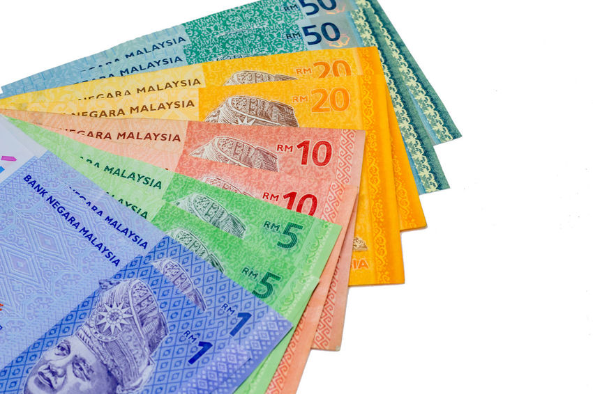 Different bank notes Close-up Colors Currency Economy Finance Investment Isolated White Background Malaysia Money Paper Currency Paycheck Ringgit Ringgit Malaysia Savings Spending My Paycheck Wallet White Background First Eyeem Photo
