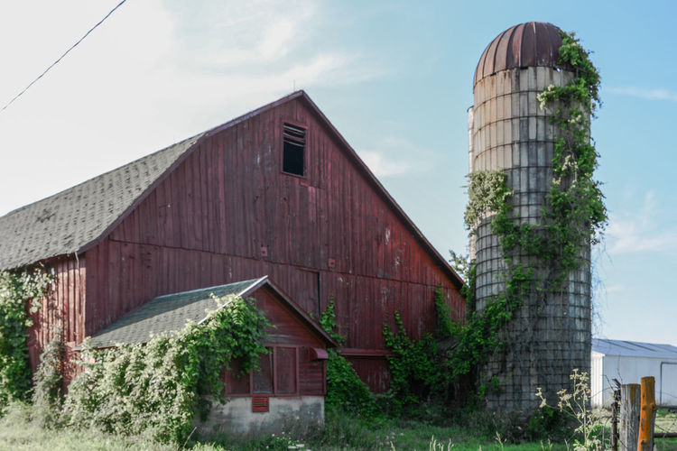 #barn Abandoned Architecture Barn Building Exterior Built Structure Day No People Sky
