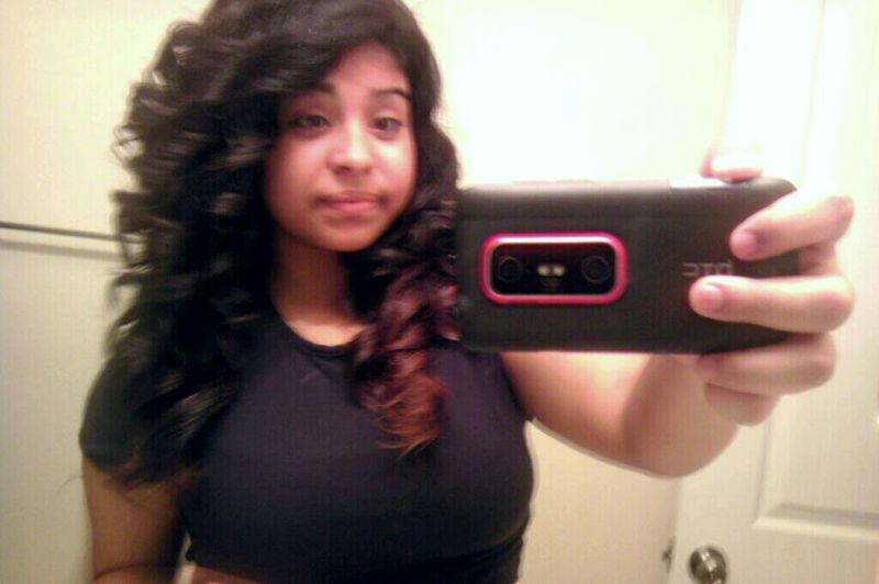 Curly Hair C: