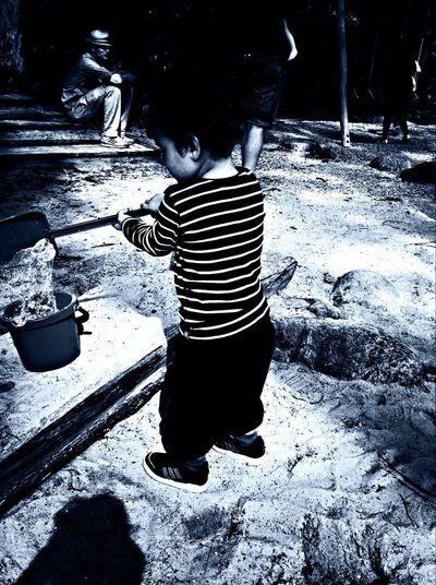 little sand man
