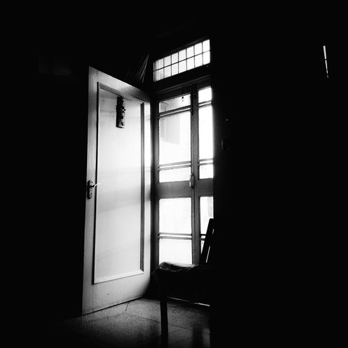 Bnw Photographs The Souls..... Indoors  Architecture Window Door Built Structure No People Day EyeEmNewHere EyeEm Selects EyeEm Gallery Eye4photography  Blackandwhite Black & White Love Black And White Friday