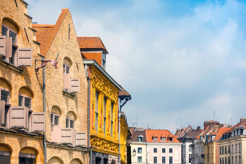 Antique City Architecture Building Building Exterior Built Structure City Day Europe House Landmark No People Outdoors Residential Building Sky Tourism Window