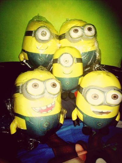 my minions hehe