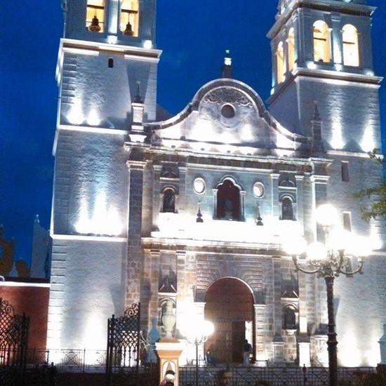Catedral de Campeche Campeche Thebest Trip Traveltime travel viajero rutasmexicanas Mexico
