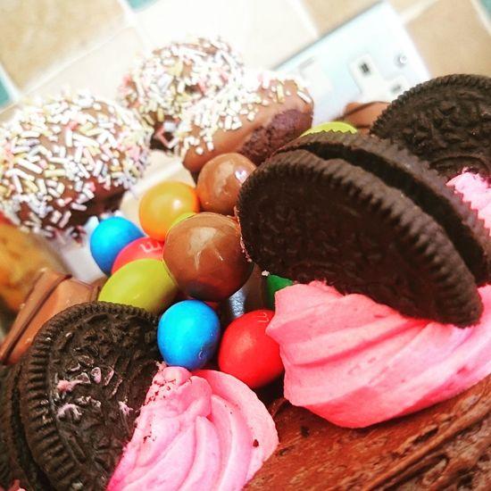 Chocolate heaven Triple Chocolate Chocolatecake Chocolate Time Chocolatelover ChocolateFudgeCake