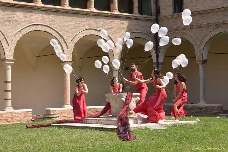 Chiostri Francescani, Giugno 2016 • Ravenna Dante Alighieri Chiostri Francescani Giovani Artist Emmagrazianifotografie