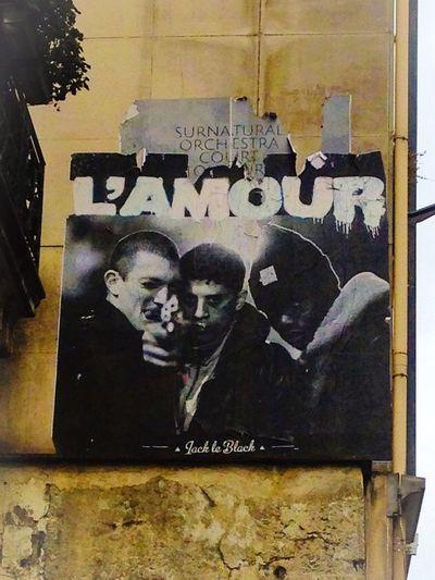 Paris ❤ Streetphotography Streetart Paris Je T Aime L'amour France Jackleblack